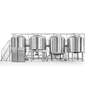 啤酒设备糖化系统